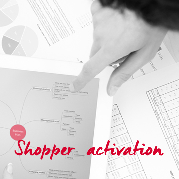 Caring Fieldmarketing - Shopperactivation