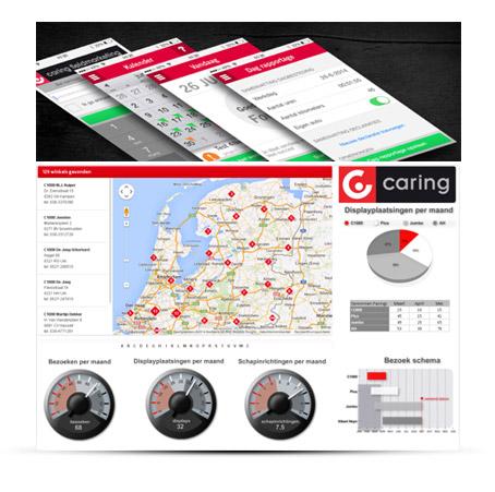 Fieldmarketing Reporting System
