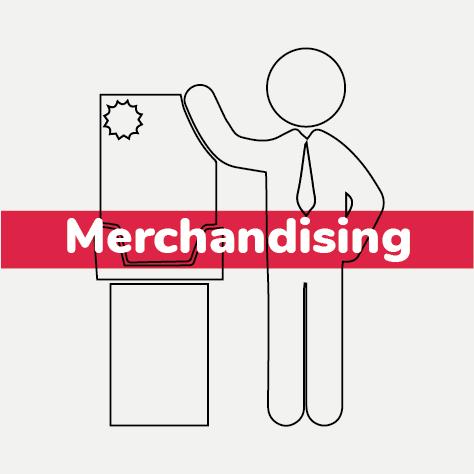 Merchandising Caring Fieldmarketing