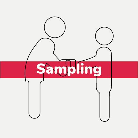 Sampling_Caring Fieldmarketing